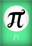 Pi in a circle