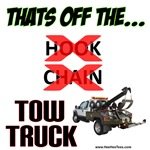 Thats off the Tow Truck