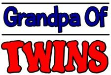 Grandpa Of Twins