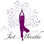 Just Breathe Tree Pose