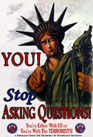 You! Stop Asking Questions!