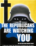 The Republicans Are Watching YOU!