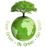 Think - Be - Go Green