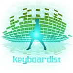 Music Volume Keyboardist