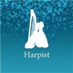 Music Philharmonic Harpist