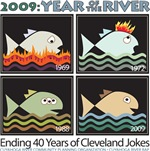 40 Years of Cleveland Jokes - Mugs & Misc