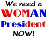 We Need a Woman President