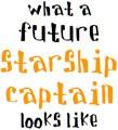 future starship captain