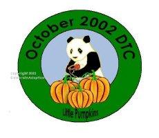 October 2002 DTC Shop