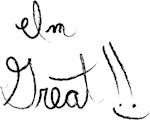 I'm Great!!