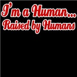 Human Raised By Humans