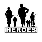 Heroes T-shirts