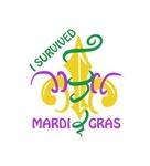 I SURVIVED MARDI GR...