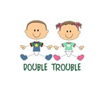TWINS DOUBLE TROUBL.