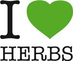 I LOVE HERBS