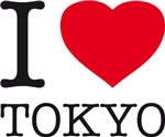 I LOVE TOKYO
