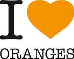 I LOVE ORANGES