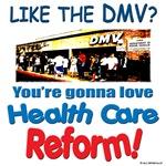 Like the DMV?