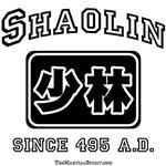 Shaolin Since 495