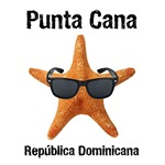 Punta Cana Starfish BIG Black
