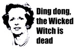 Thatcher - Ding dong the Wicked Witch is dead! (bl