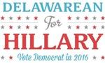Delawarean for Hillary