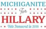 Michiganite for Hillary
