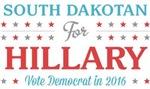 South Dakotan for Hillary