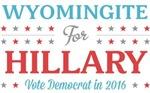 Wyomingite for Hillary