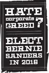 Bernie Corporate Greed