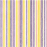 Pink, Purple, and Yellow Modern Stripes