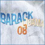 Retro Vivant Barack Obama 08 T Shirts & Swag