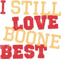 Still Love Boone Best