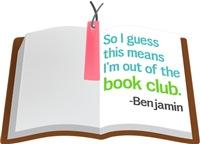 Lost Book Club Tees