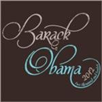 Scripty Obama 2012 Apparel
