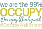 Occupy Budapest T-Shirts