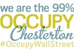Occupy Chesterton T-Shirts