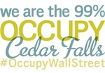 Occupy Cedar Falls T-Shirts