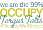 Occupy Fergus Falls T-Shirts