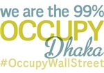 Occupy Dhaka T-Shirts