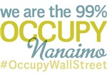 Occupy Nanaimo T-Shirts