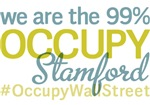 Occupy Stamford T-Shirts