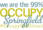Occupy Springfield T-Shirts