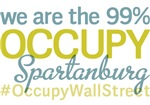Occupy Spartanburg T-Shirts
