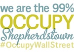Occupy Shepherdstown T-Shirts