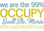 Occupy Sault Ste. Marie T-Shirts