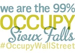 Occupy Sioux Falls T-Shirts
