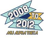 2008 to 2012 Mu Alpha Theta
