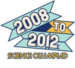 2008 to 2012 Science Olympiad