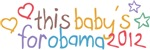 This Baby For Obama
